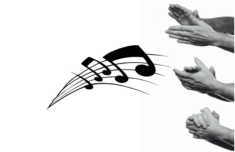 music class, texture, rhythm, structure