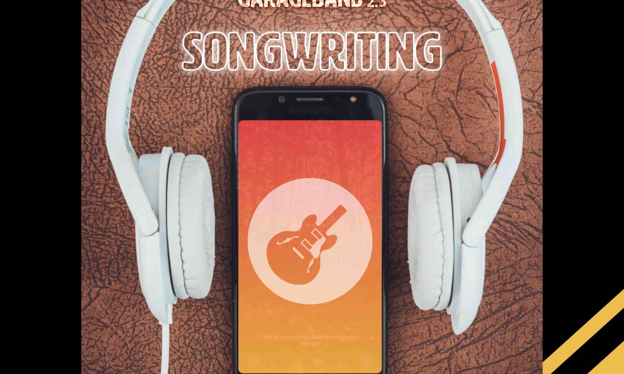 iPad muisc - songwriting