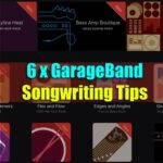Music education - Garageband app - remote learning resource